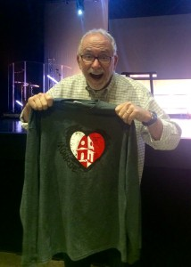 Author Bob Goff has Heart for Monroe