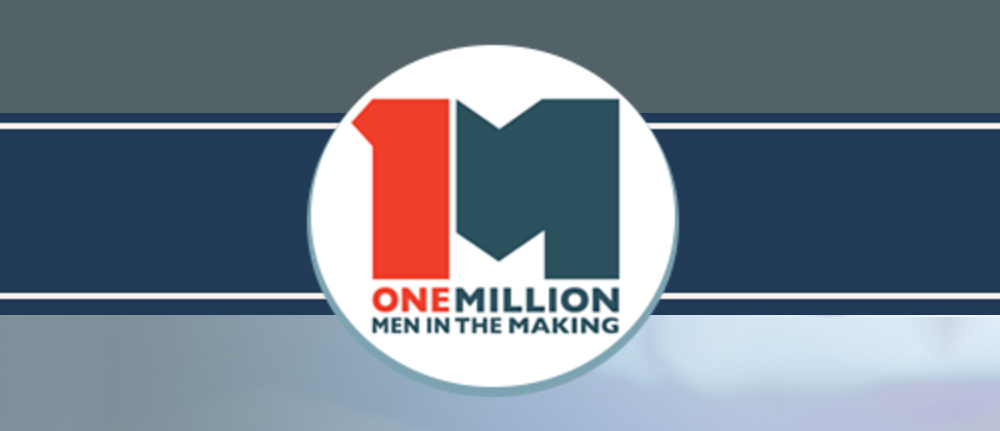 1Million MEN IN THE MAKING