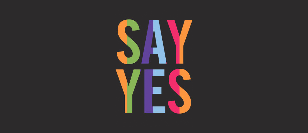 Heart for Monroe: Just Say Yes